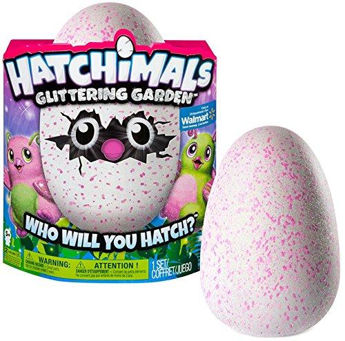 Hatchimals Glittering Garden - Hatching Egg - Interactive Creature - Burtles by Spin Master
