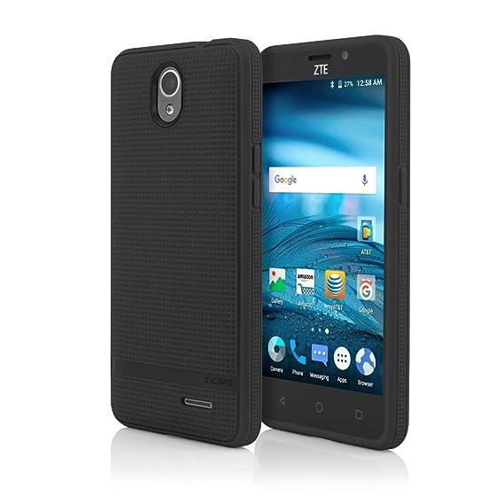 on sale ced02 e27b0 Incipio ZTE Maven 2 Case, [Flexible][Impact Resistant] NGP Advanced Case  for ZTE Maven 2-Black