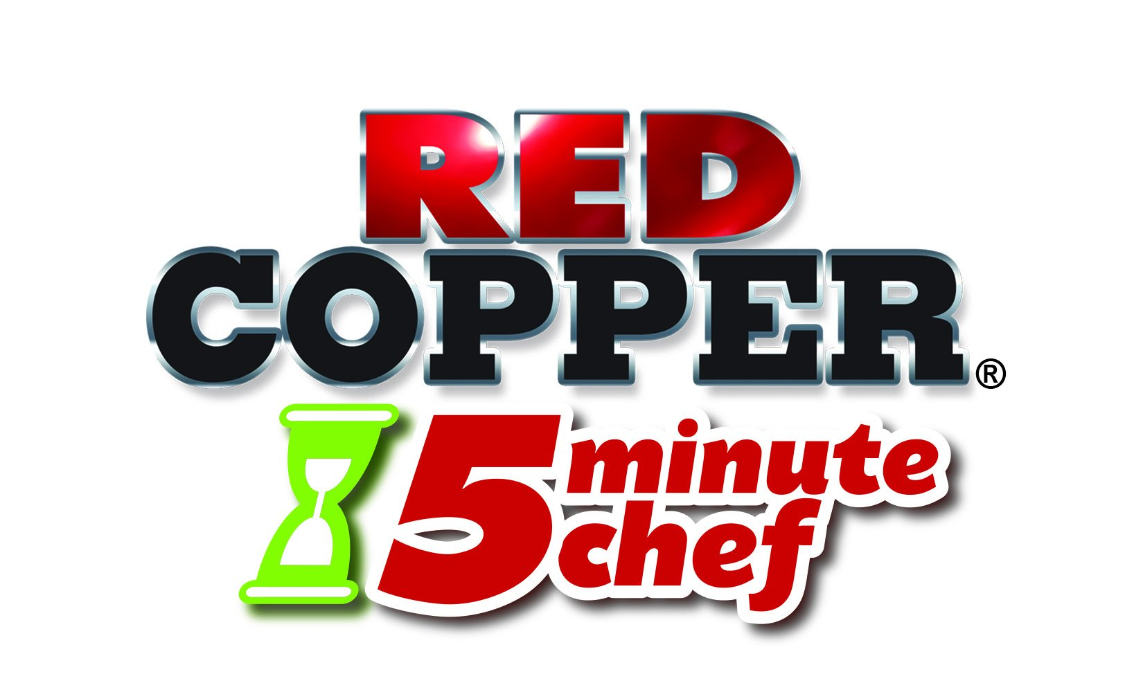 Red Copper 5 Minute Chef by BulbHead Includes Recipe Guide by BulbHead (Image #9)