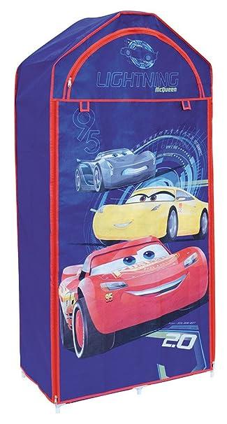 Fun House 712756 Cars Kleiderschrank für Kinder 70 x 43 x 157 cm ...
