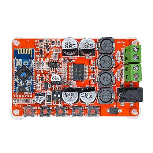 Aideepen 50W + 50W TDA7492P 2x50 Watt Dual Channel Amplifier