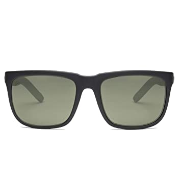 8ea63e44f6 Amazon.com  Electric Knoxville XL S JJF Sunglasses - Black OHM Grey ...