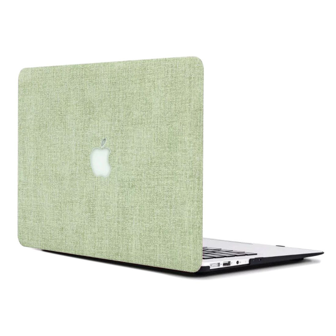 L2W Funda Apple Macbook Portatil Air Carcasa Rígida Protector de Plástico Cubierta para MacBook Air 13 Pulgadas [Modelo:A1466/A1369] Incluso ...