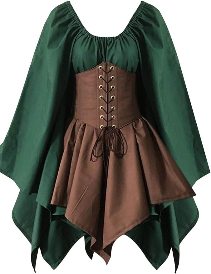 Robyn Hood Robin Medieval Renaissance Fancy Dress Halloween Adult Costume