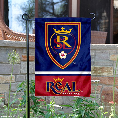 WinCraft Real Salt Lake Double Sided Garden Flag by WinCraft