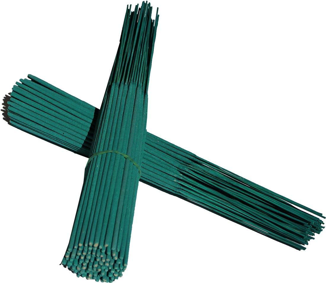 無香お香グリーン色Sticks 11