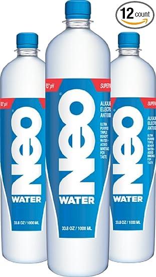Amazon.com: NEO SUPER WATER - 9.5pH Alkaline, Electrolyte ...