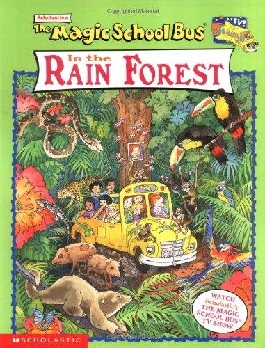 In The Rainforest (Magic School Bus) pdf
