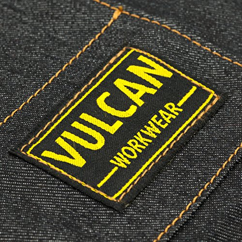 Vulcan Workwear Utility Apron - Multi-Use Shop Apron with Pockets - Lightweight Denim Tool Apron by Vulcan Workwear (Image #4)