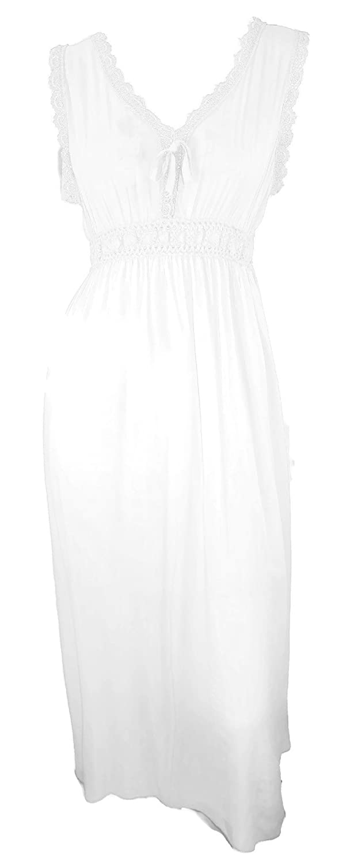 #748 Damen Sommerkleid Maxikleid Kleid lang Spitze Sommer ...