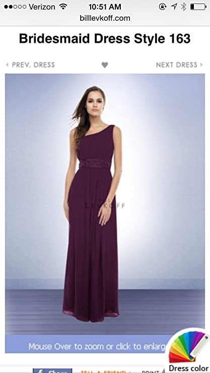 8d49d11846e Amazon.com   Bill Levkoff Bridesmaid Dress   Everything Else