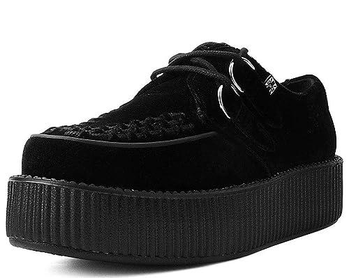 45aa7472e39af9 T.U.K. Shoes V9492 Unisex-Adult Creepers