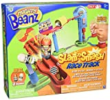 Mighty Beanz Racetrack Set Slam n Smash Includes 2 Exclusive Beanz