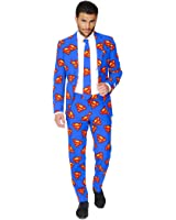 Costume homme DC Comics Superman logo OppoSuits