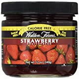Walden Farm Strawberry Fruit Spread 340g