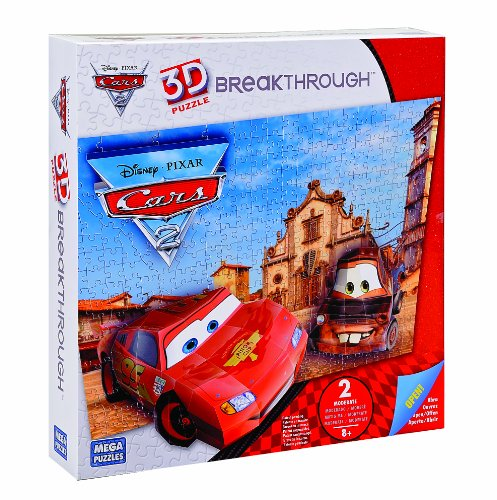 Breakthrough Level Two Cars Puzzle