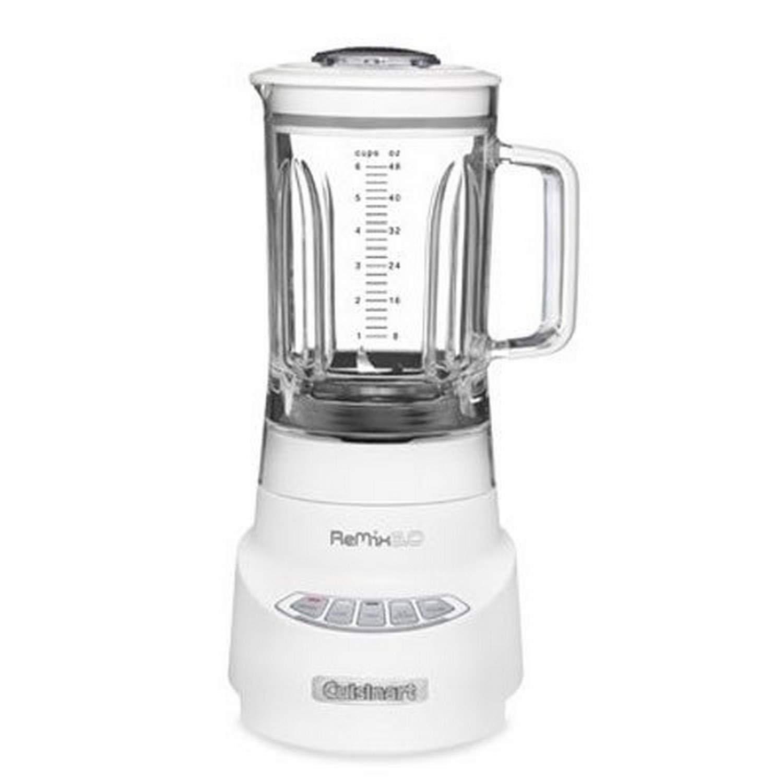 Cuisinart SPB-8 remix6.0 licuadora, 600 W, color blanco: Amazon.es ...