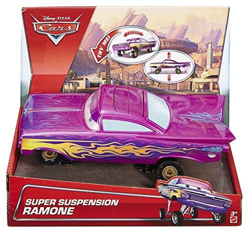 Disney/Pixar Cars Super Suspension Ramone (Action Diecast Car)