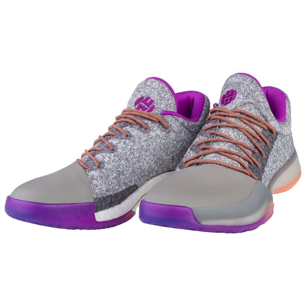 De Vol Hommes Chaussures Adidas Harden Ball 1 Basket oBCdxre