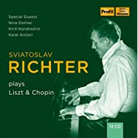Richter Plays Liszt and Chopin Live in Moscow 1948
