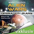 Operation Mars (Alien Wars 4) Hörbuch von Marko Kloos Gesprochen von: Matthias Lühn
