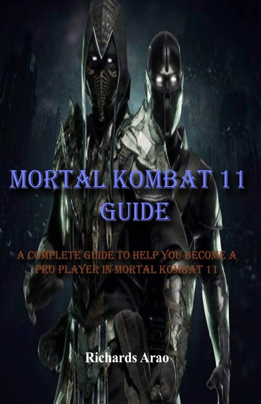 mortal kombat 11 characters list and pictures