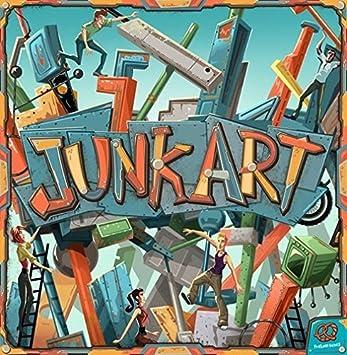 Junk Art by Pretzel Games: Amazon.es: Juguetes y juegos