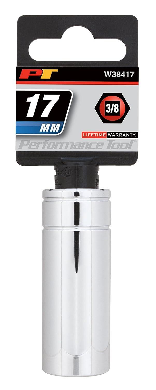 7mm Performance Tool W38407 3//8 Drive 6-Point Socket