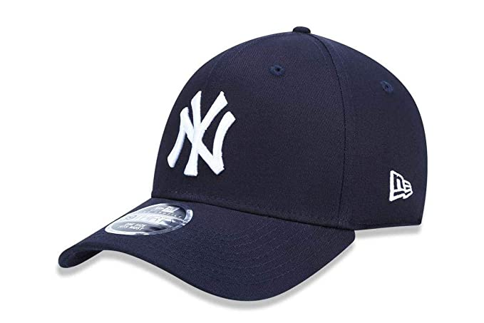 401f558c2bd96 Boné Aba Curva New York Yankees BON155 New Era - Azul Marinho ...