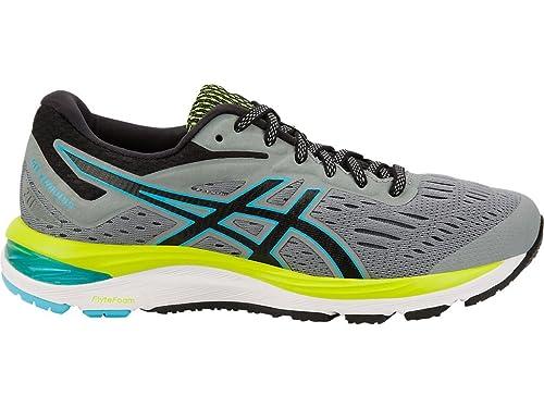 ASICS Gel-Cumulus 20 - Zapatillas de correr para mujer, Gris (Gris piedra/negro.), 42 EU: Amazon.es: Zapatos y complementos