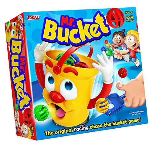 John Adams Mr Bucket Game from Ideal