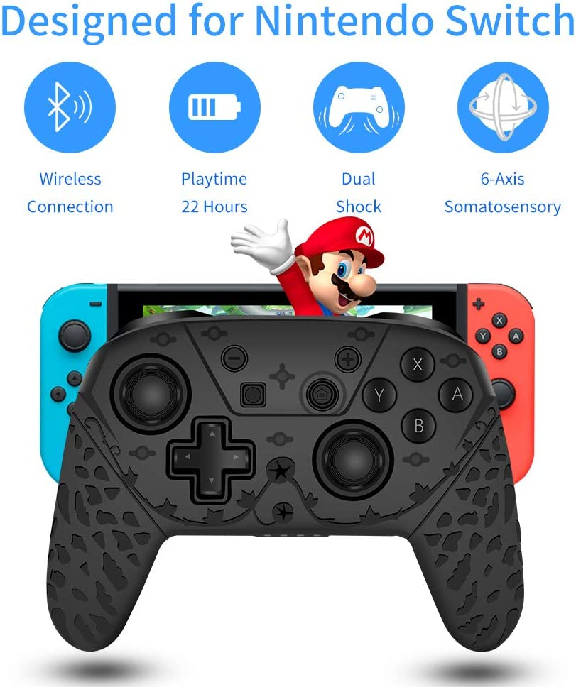 Free Amazon Promo Code 2020 for Wireless Switch Controller for Nintendo Switch