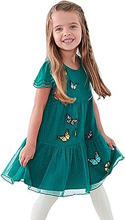 Sweet Summer Flowers Size 2T Girl/'s Halter Dress