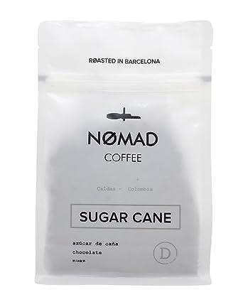 Nomad Coffee - Decaf - Café de Especialidad Descafeinado en Grano, Tueste Espresso - Roasted