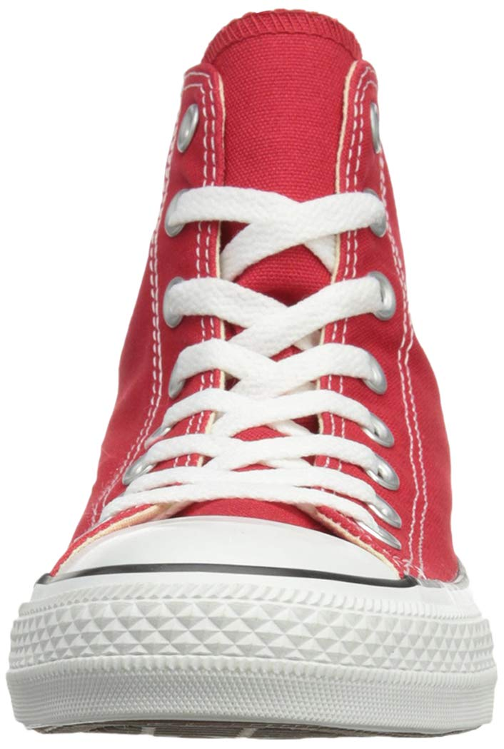 Converse Unisex Chuck Taylor All Star Low Top Red Sneakers - 6.5 D(M) US by Converse (Image #4)