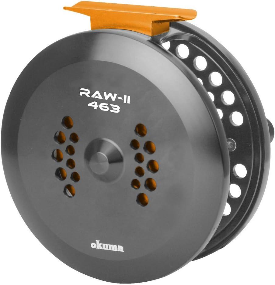 Amazon.com: Okuma Raw II MOOCHING & Float Carretes: Sports ...