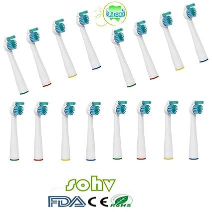 Philips Sonicare Sensiflex Repuesto. cepillo de dientes eléctrico completo compatible con