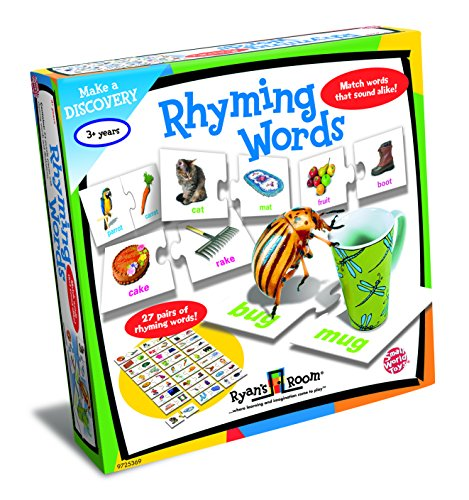 Small World Toys Learning - Rhyming