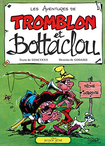 Tromblon et Bottaclou: Patrimoine Glénat 91 (French Edition ...