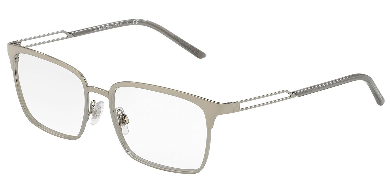 6f8533dd03bd Amazon.com  Eyeglasses Dolce   Gabbana DG 1295 04 GUNMETAL  Clothing