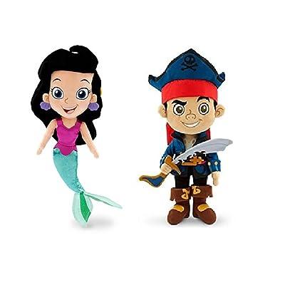"Disney Jake & the Neverland Pirates Marina Plush - 16"": Toys & Games"