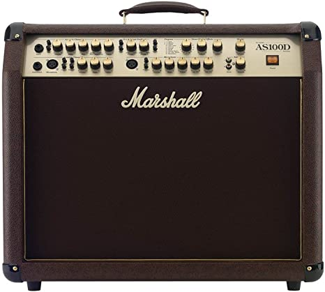 Marshall AS100D · Amplificador guitarra acústica: Amazon.es ...
