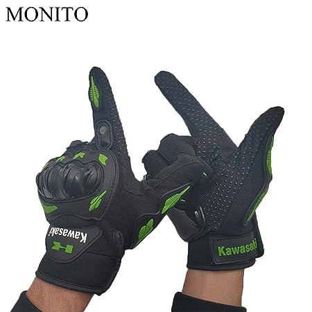 OLDK Moto Guantes de Dedo Completo Motocross Guantes ...
