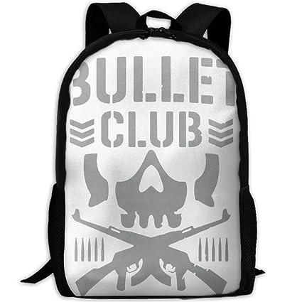 61e1d071bde2 Amazon.com: Bullet Club Argentina Flag Unique Outdoor Shoulders Bag ...
