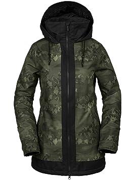 Volcom Chaqueta Snow para Mujer Westland Insulated Camouflage: Amazon.es: Deportes y aire libre
