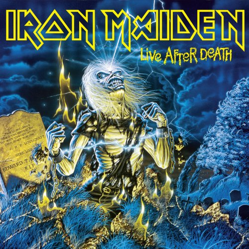 Iron Maiden - Live After Death [2 Lp] - Zortam Music