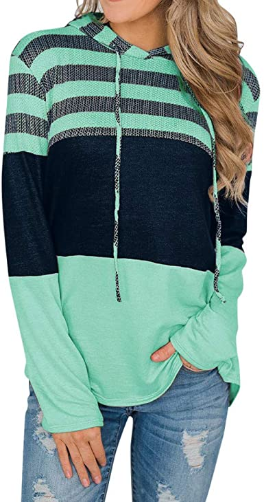 ainr Mens Casual Drawstring Pullover Funnel Neck Sweatshirt Top