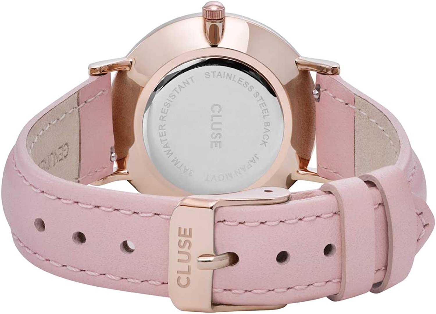 Cluse Watch - MINUIT Rose Gold Gold