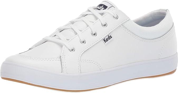 Keds Women's Center Leather Sneaker