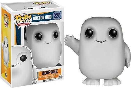Funko- Doctor Who Adipose Figura de Vinilo, Multicolor, Estándar (4633): Funko Pop! Television:: Amazon.es: Juguetes y juegos